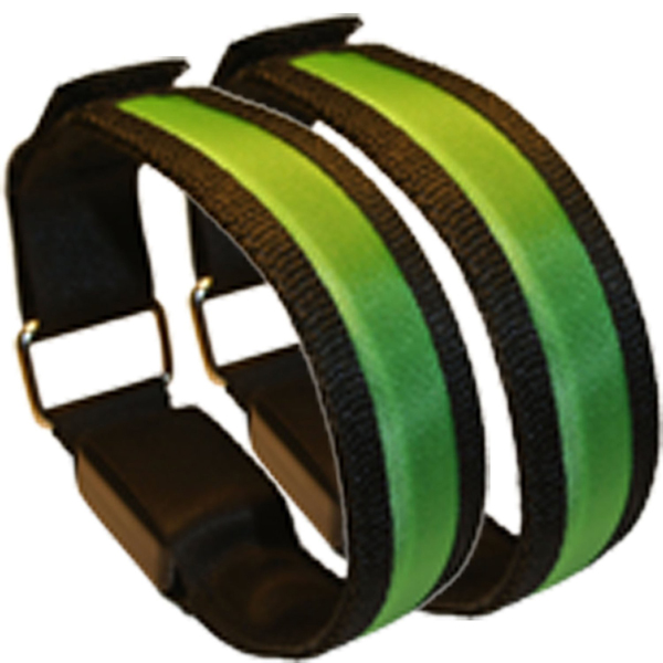 Hot Sale LED Flashlight Sports Armband for Warnning with Strong Velcro