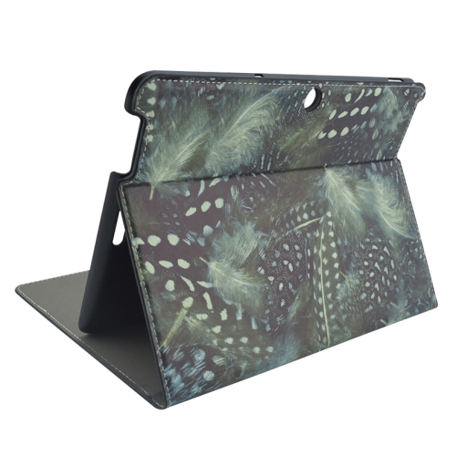 Creative Designs Flip Leather Case for ASUS MeMO Pad 10 ME103K with Holder (Dandelion Flying in the Wind Pattern)