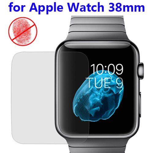 Hot Sale Dial Diameter Anti-glare Screen Protector for Apple Watch 38mm