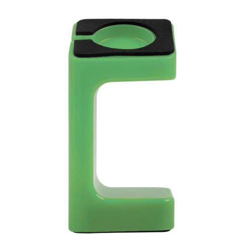 25g Lightweight Plastic Charging Holder for Apple Watch (Green)
