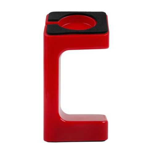 25g Lightweight Plastic Charging Holder for Apple Watch (Red)