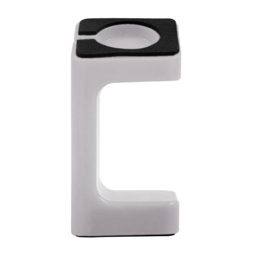 25g Lightweight Plastic Charging Holder for Apple Watch (White)