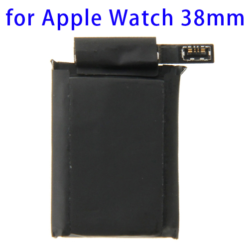 205mAh Rechargeable Replacement Li-ion Polymer Battery for Apple Watch 38