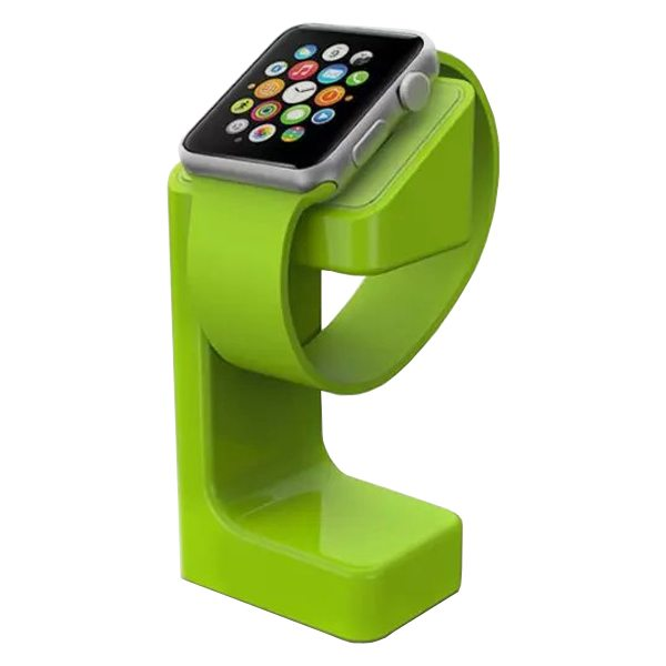e7 Stand Charging Holder for Apple Watch (Green)