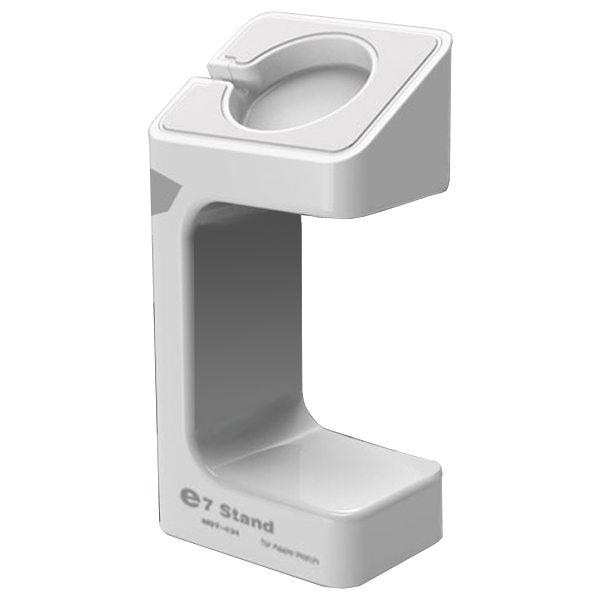 e7 Stand Charging Holder for Apple Watch (White)