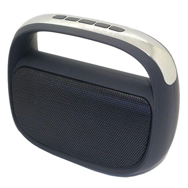 Handbag Style Wireless Bluetooth Speaker with FM Radio Function and TF Card Slot (Black)