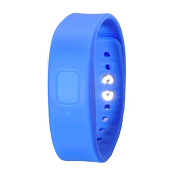 2015 New Products Bracelet Bluetooth Anti Lost Device Tracker for IOS and Android (Blue)
