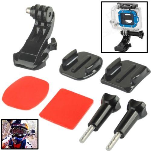Camera Helmet Front Adhesive Mount for GoPro Hero 2 / 3