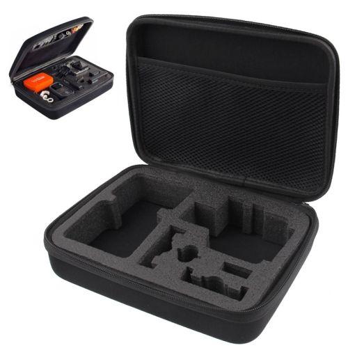 Shockproof Waterproof Portable Case for GoPro Hero 4 / 3+ / 3 / 2 (Black)