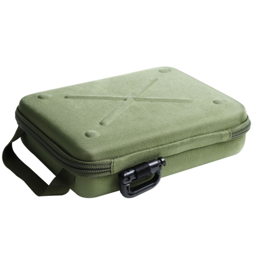 TMC collection EVA Box Bag Case for GoPro HD Hero 3+ / 3, Size: M (Green)