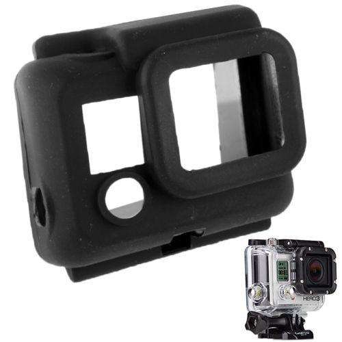 Protective Silicone Shockproof Case for GoPro Hero 3 (Black)