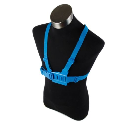 Extreme Sports Accessories TMC Chest Belt for GoPro Hero 4/ 3/ 3+/ 2 (Blue)
