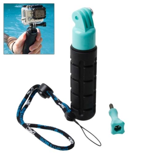 TMC Grenade Light Weight Grip for Gopro Hero 4 / 3+ / 3 / 2 (Light Blue)