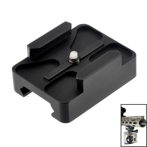 Practical Mini Camera Track Dolly Slider Rail for GoPro Hero 4 / 3+ / 3 + 2