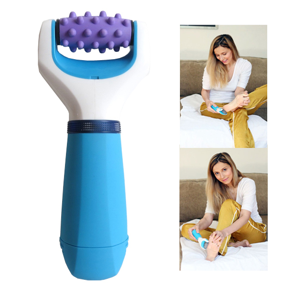 Hot Sales Beauty 2 in 1 USB Electric Foot File Pedicure Callus Remover