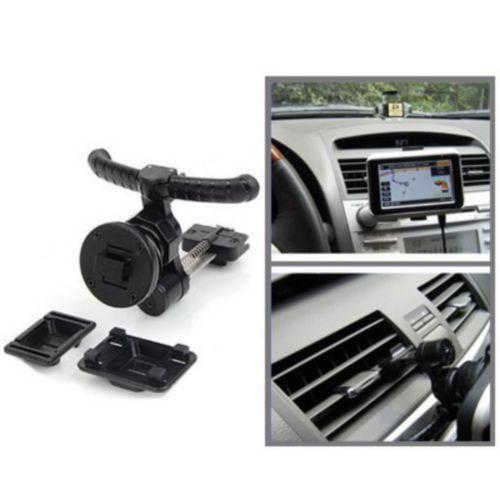 OEM Factory Price Universal GPS Car Air Vent Mount Holder (Black)