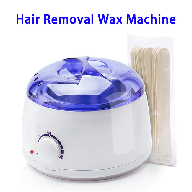 FDA Approved Electric Pro-wax 100 Wax Warmer Hair Removal Tool (white)