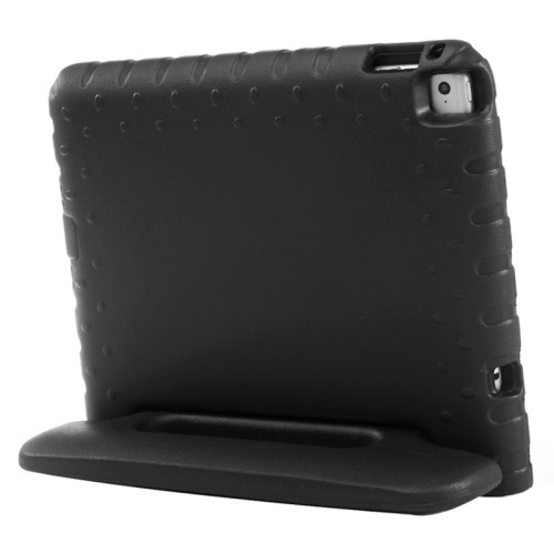 Lightweight EVA Foam Shockproof Protective Cover for iPad Air 2 / iPad 6 with Handle and Stand (Black)