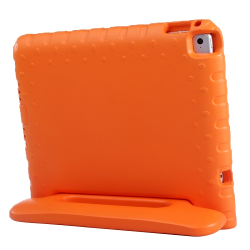 Lightweight EVA Foam Shockproof Protective Cover for iPad Air 2 / iPad 6 with Handle and Stand (Orange)