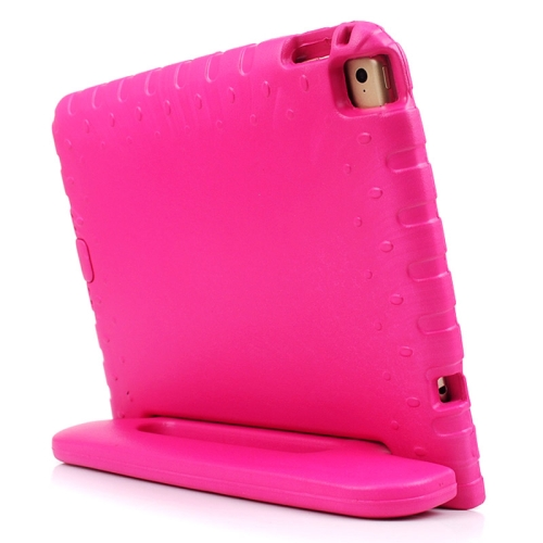 Lightweight EVA Foam Shockproof Protective Cover for iPad Air 2 / iPad 6 with Handle and Stand (Rose)
