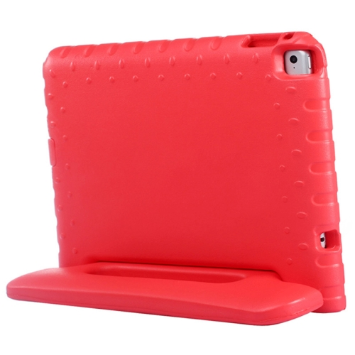 Lightweight EVA Foam Shockproof Protective Cover for iPad Air 2 / iPad 6 with Handle and Stand (Red)