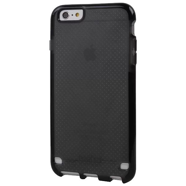 Tech21 Net Texture Protective Soft and Flexible TPU Case for iPhone 6 Plus (Black)