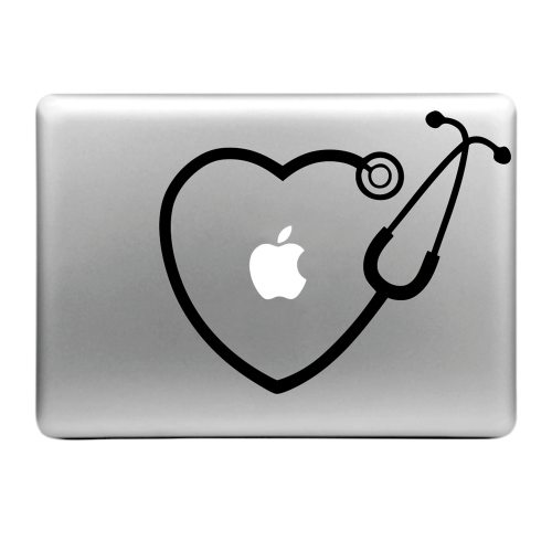 Removable Decorative Skin Sticker for MacBook Air / Pro / Pro with Retina Display (Pattern 5)