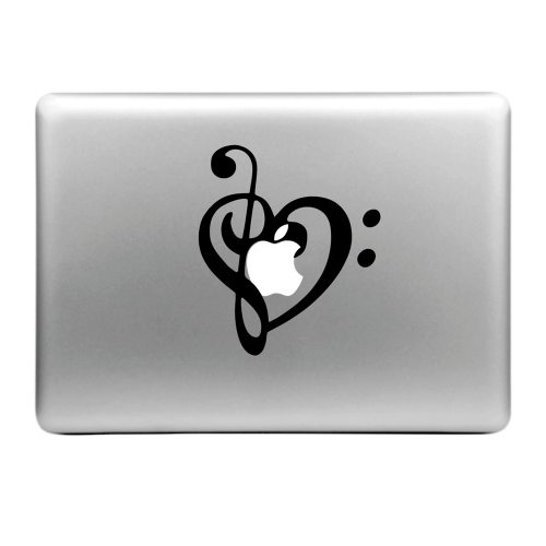 Removable Decorative Skin Sticker for MacBook Air / Pro / Pro with Retina Display (Pattern 6)