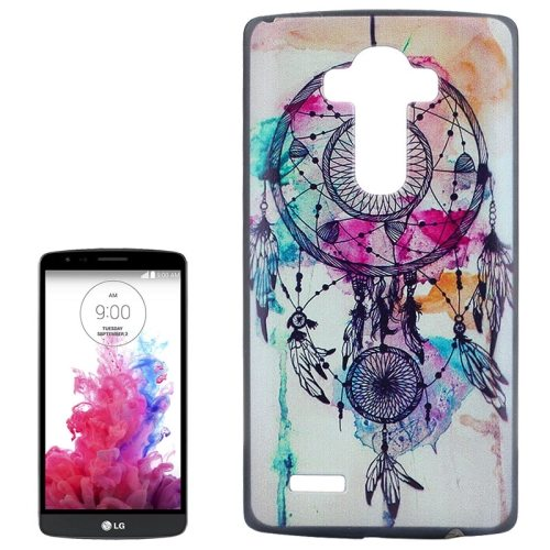 Creative Designs Protective Hard Plastic Case for LG G4 (Wind Bell Pattern)
