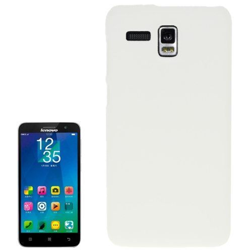 Frosted Protective Hard Plastic Cover for Lenovo A806/ A808T/ A808T-i (White)