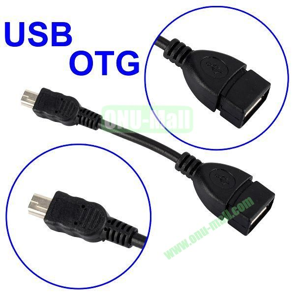For Tablet PC High Quality Mini USB OTG Cable