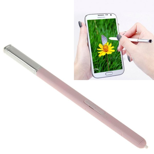 Sensitive Stylus Touch Screen Pen For Samsung Galaxy Note 4 / N910 (Pink)