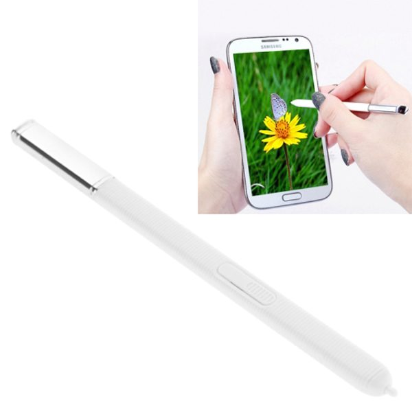 Sensitive Stylus Touch Screen Pen For Samsung Galaxy Note 4 / N910 (White)