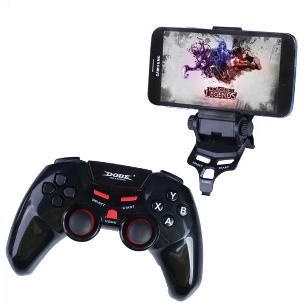 DOBE Bluetooth Game Pad & Controller & Grip for iPhone 6/6 Plus, Samsung Note 4 / iPod Touch