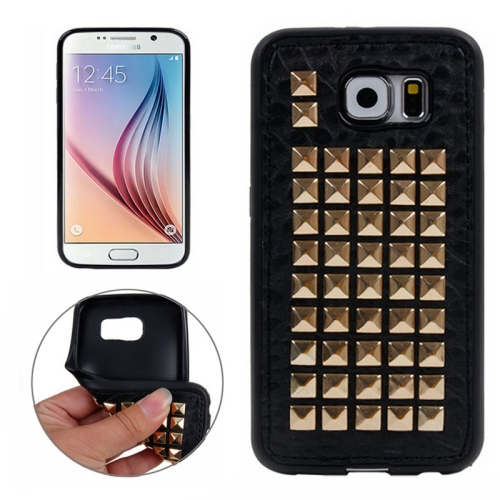 Special Rivet Style TPU Case for Samsung Galaxy S6 (Pattern 2)