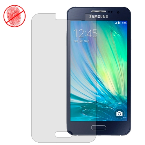 Japan Material Screen Protector for Samsung Galaxy A3 (Frosted)