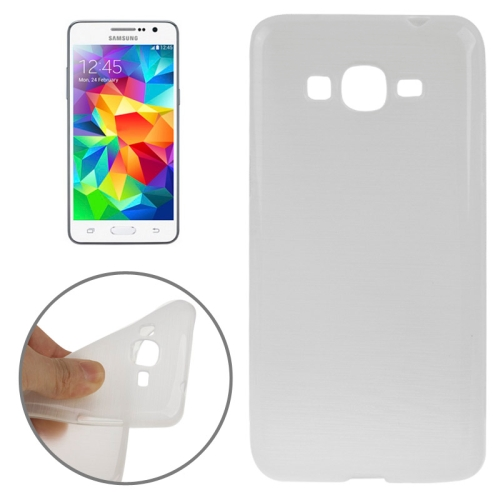 High Quality Glossy Protective TPU Case for Samsung Galaxy Grand Prime/ G530/ G5308W (Transparent)