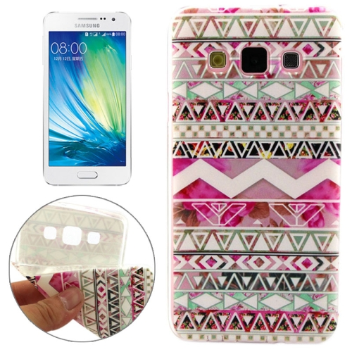 Cheap Wholesale Price Various Designs Protective TPU Case for Samsung Galaxy A7 (Tribe Pattern)