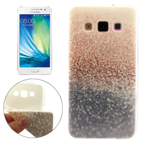 Cheap Wholesale Price Various Designs Protective TPU Case for Samsung Galaxy A7 (Abstract Grass Pattern)