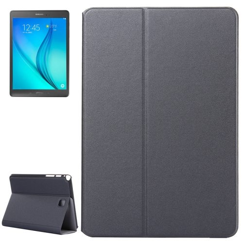 Golden Sands Beach Texture Leather Case for Samsung Galaxy Tab A 8.0 / T350 (Grey)
