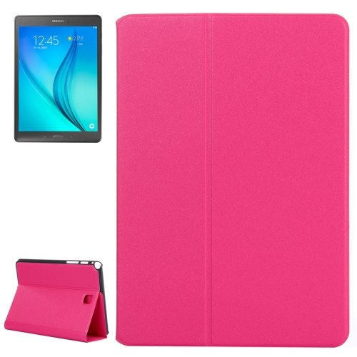 Golden Sands Beach Texture Leather Case for Samsung Galaxy Tab A 8.0 / T350 (Rose)