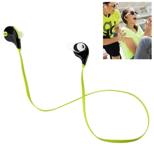 JOGGER Bluetooth V4.0 Wireless Stereo Headset for Moblie Phones (Black)