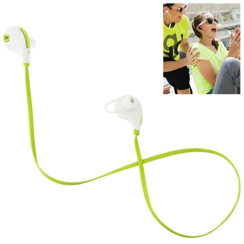 JOGGER Bluetooth V4.0 Wireless Stereo Headset for Moblie Phones (White)