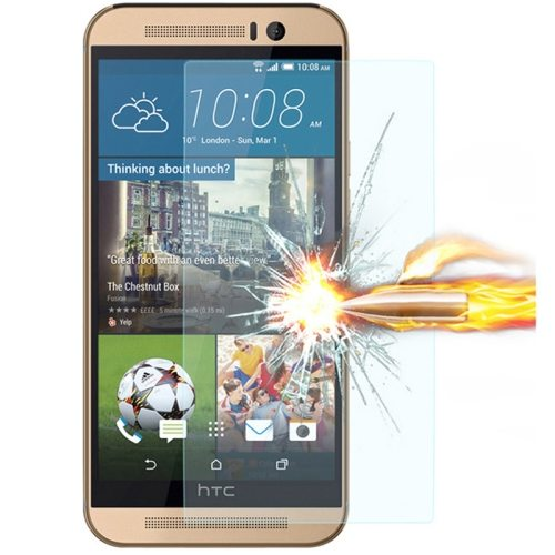 Hat-Prince 0.26mm 2.5D Explosion-proof Tempered Glass Screen Protector for HTC One M9