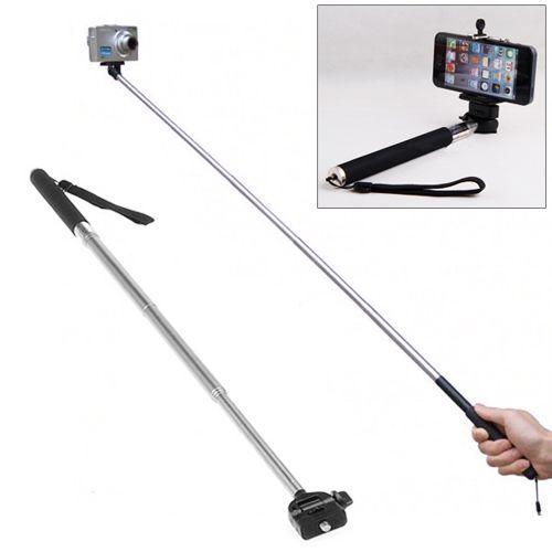 Extendable HandHeld Monopod/Adjustable Handheld Selfie Monopod for Camera/iPhone/Galaxy