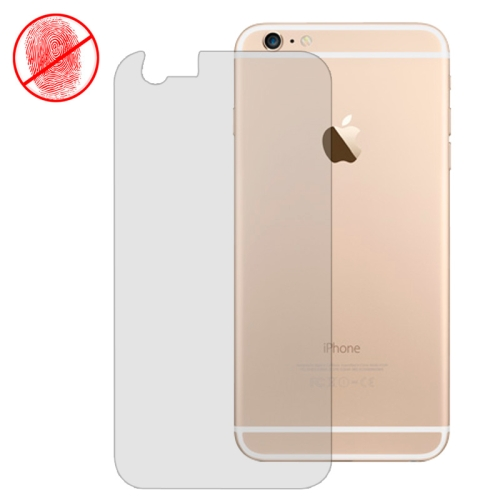 Premium Back Screen Protector for iPhone 6 4.7 (Frosted)
