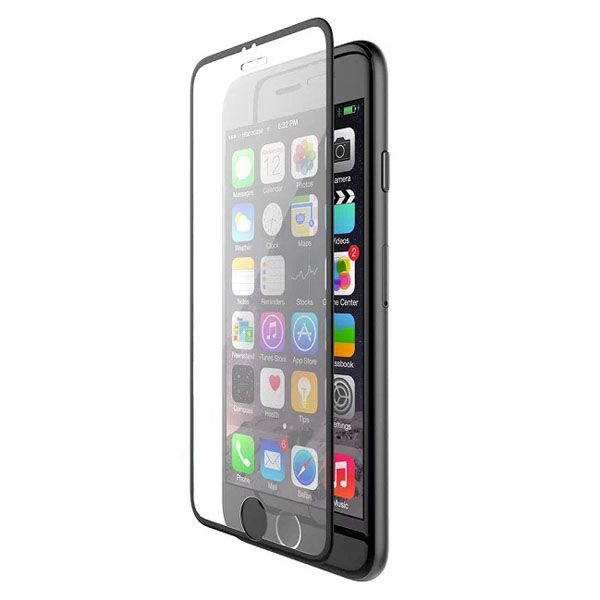 HOCO Series Full Screen Tempered Glass Screen Protector for iPhone 6 4.7 (Black)
