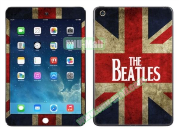 UK Flag Pattern Decal Stickers for iPad Air 2/iPad 6