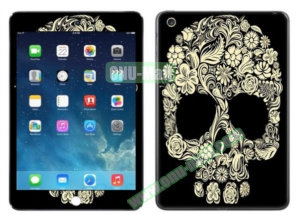 Skull Pattern Decal Stickers for iPad Air 2/iPad 6