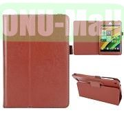 Crazy Horse Leather Case for Acer Iconia A1-830 (Brown)